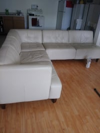 Macys cream sectional Olney