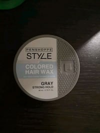 Colored hair wax GRAY (washable) New Westminster, V3M 0A9