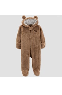 Baby Bear Costume and Bunting Torrance