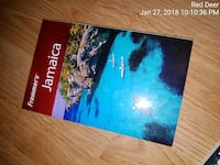 Frommer's Jamaica book