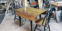 Refurbished vintage table & chairs Amarillo, 79106