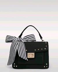 Piping Detail PU Crossbody Bag With Bow Southend-on-Sea, SS1 2QS