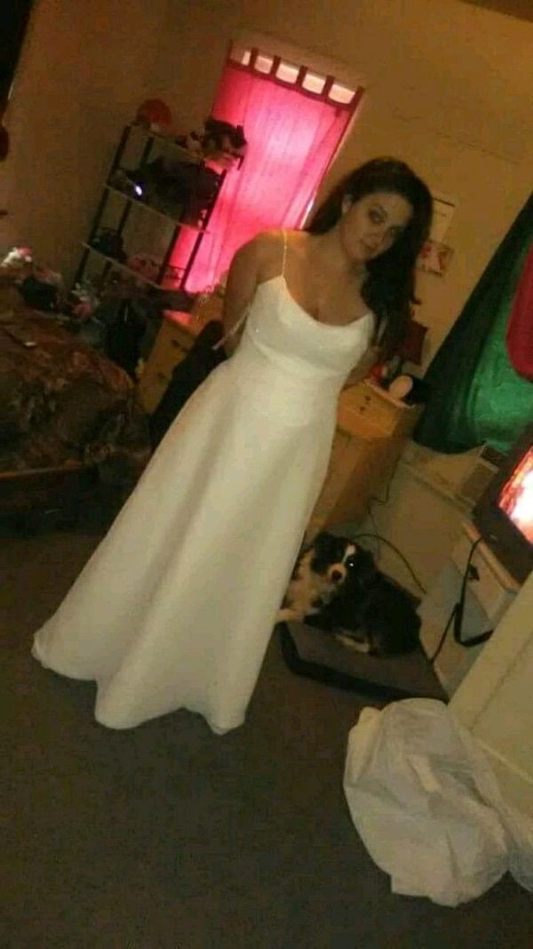 Used Wedding Dress For Sale In Fort Worth Letgo