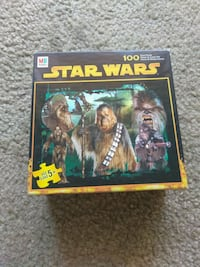 Star Wars 100 piece puzzle (Never Opened) North Las Vegas, 89031