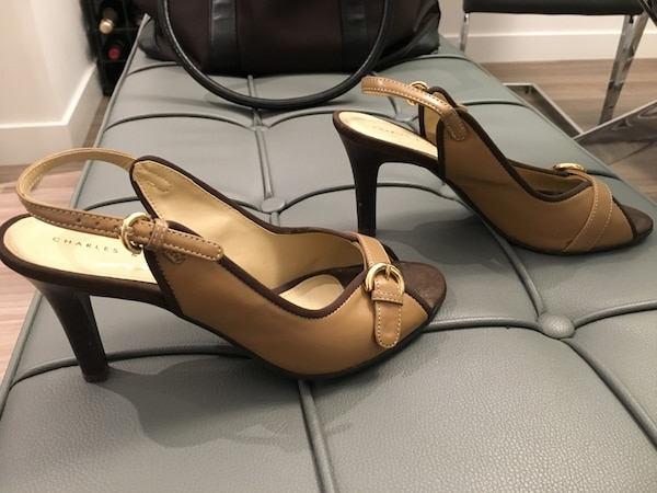 Charles & Keith (size 6.5) 1