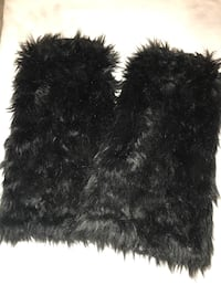 Black rave / festival fluffies