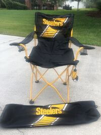 Steelers folding chair Palm Bay, 32909