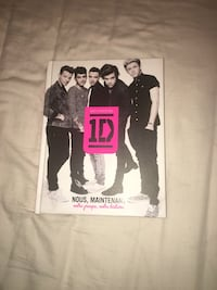 1 livre de One Direction Villefontaine, 38090