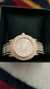 New Rose Gold color MK WATCH  Calgary, T3J 4R5