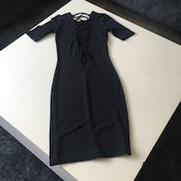 Aritzia- Wilfred Free Black Dress NEW  Edmonton, T5H 2W2