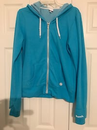 Blue bench zip up hoodie Fort Erie, L2A 4J1