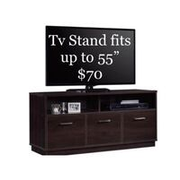 "TV Stand up to 55"" Fort Worth, 76118"