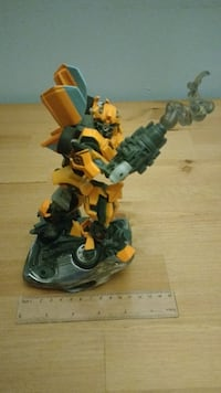 Transformer's Bumblebee Collectible Statue