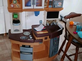 Kitchen with all accessories
