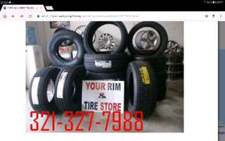 Rims and Tires New and Used