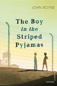 The Boy in the Striped Pajamas  by John Boyne (Goodreads Author)  COLOMBO