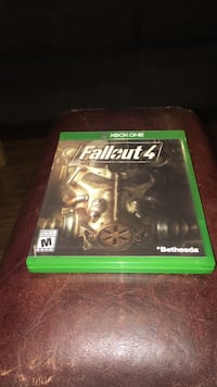 Xbox one fallout 4 game