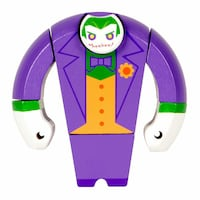 FIGURA the joker madera DC Comics Collectibles Seville, 41009