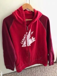Roger Edwards Canada Hockey Hoodie. Size XL Burnaby, V3N 3C3