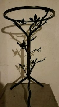 Metal Branches and Bird Accent Table South Milwaukee, 53172