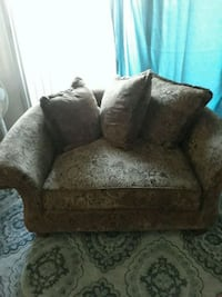 Couch and love seat  for 175 best offer Lancaster, 93534