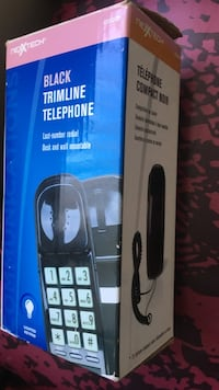 Brand new never used home phones Toronto, M5B 1E2