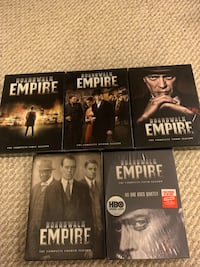 Boardwalk Empire complete series