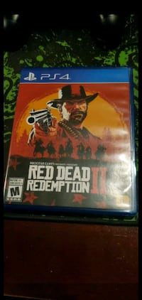Red Dead Redemption 2 for PS4 - Mint Condition Vaughan, L4J 4P8