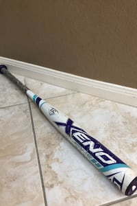 Xeno plus softball bat