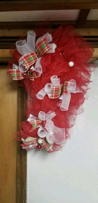 15 inches Candy Kane Holiday Wreath  Maryland, 20746