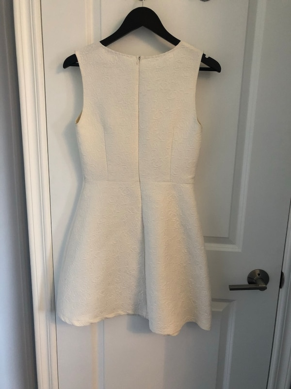 White dress from Honey eed9fac8-7b97-4a06-a4c2-4ed4f11798a4