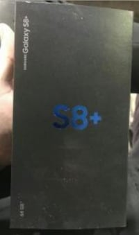 Samsung Galaxy S8 + Box