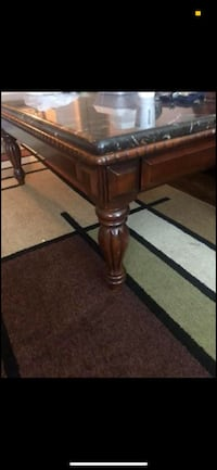All 3 Marble stone tables - $300. Raleigh, 27606