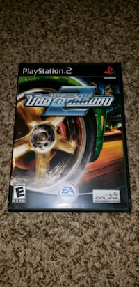 """Need For Speed UnderGround 2 """"Playstation 2"""" Port Huron, 48060"""