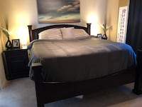 California King Complete Show Home Bedroom Set needing to be moved ASAP! Calgary