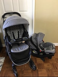 Graco travel system stroller and car seat 2017 Vaughan, L4L 9M6