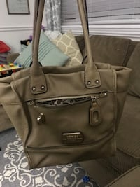 women's brown leather shoulder bag Niagara Falls, L2J 1C8