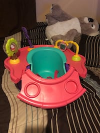 Baby's play seat