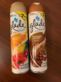 2 Glade air fresheners  Silver Spring, 20905