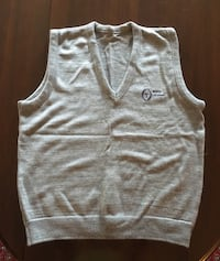 Bishop O'Connell V-Neck Sweater Vest Tysons