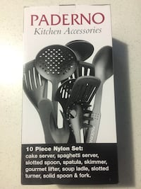 10 piece kitchen accessories  Surrey, V3R