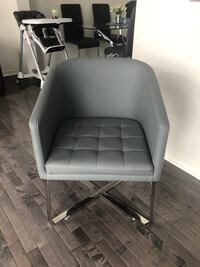 Leather accent chair Brampton, L6V 3P8