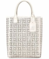 Tory Burch Perforated White Tote bag  Surrey