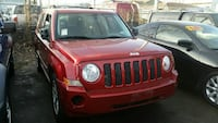 Jeep - Patriot - 2008 3744 km