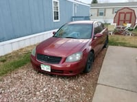 2006 Nissan Altima 2.5 parting out. Fort Collins, 80526