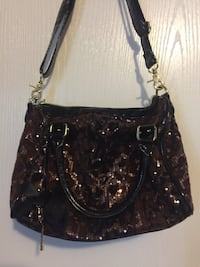 Betty Johnson of Hollywood shoulder bag.