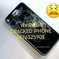 Phone screen repair Brampton, L6R 2S8