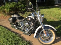 2005 HD Softail Deluxe FLSTN - 24,575m ASHBURN