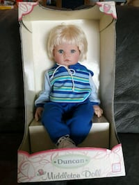 Collectible Middleton Doll (Duncan)