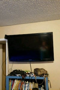 50 inch black LG flat screen TV Huntington Beach, 92646